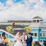 Cherry Blossom Riverboat Wedding: Tim & Jessica