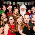 DC Photo Booth Rental: Best Christmas Party Ever '16