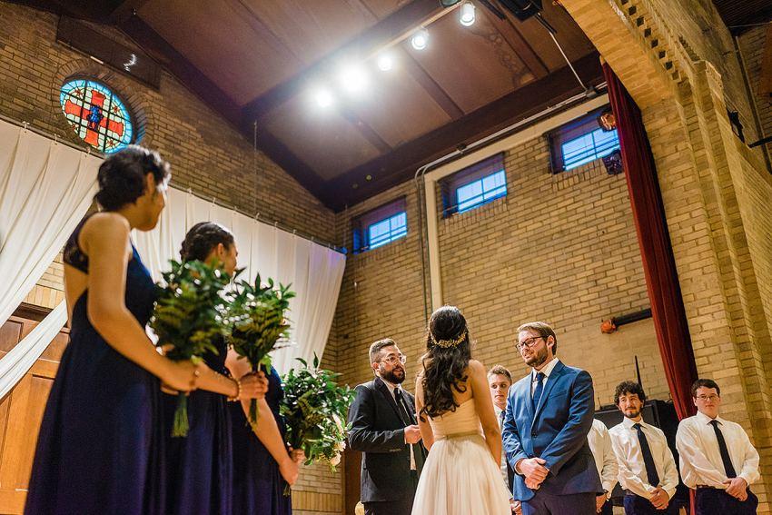 st Francis Hall wedding by Washington DC Wedding Photographer Adam Mason