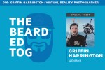 griffin harrington virtual reality discovery channel podcast by Washington DC Wedding Photographer Adam Mason