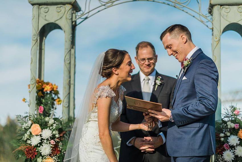 thousand acre farm wedding by Washington DC Wedding Photographer Adam Mason