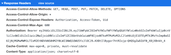 Token Authentication - Warden & Devise