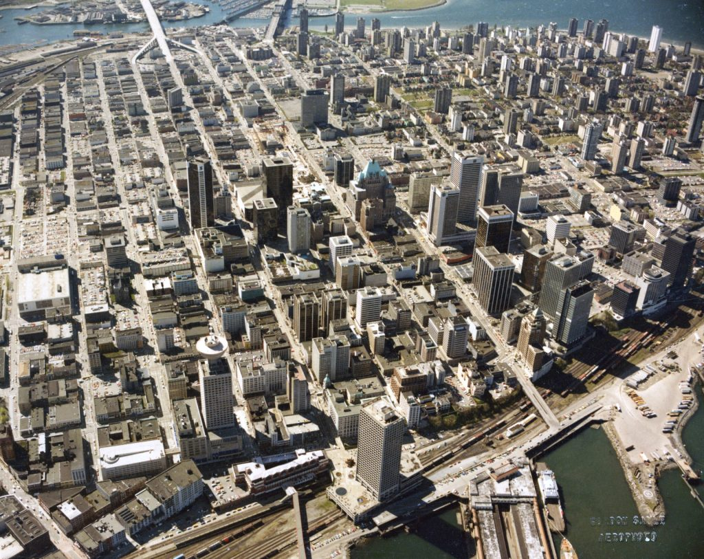 Vancouver Aerial 70s