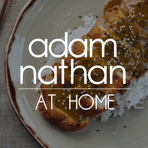 Adam Nathan at home