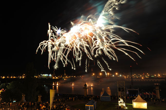 Pyromagic 2015 – Pokaz II – Hanwha (Korea Południowa)