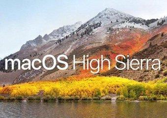 Instalacja MacOS X High Sierra od zera