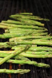 Grilling-Asparagus
