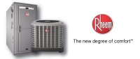 Rheem Heating & Air Conditioning Dealer from Adam's Air