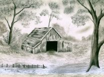 L_Grandpa's Barn