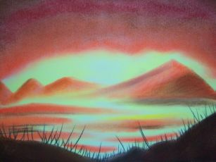L_Southwestern Sunset