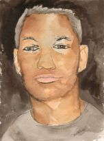 P_Randy Orton_watercolors_da_9-27-2012