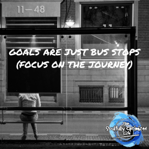 focus on the journey