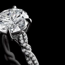 unique engagement rings Adam's Jewelers