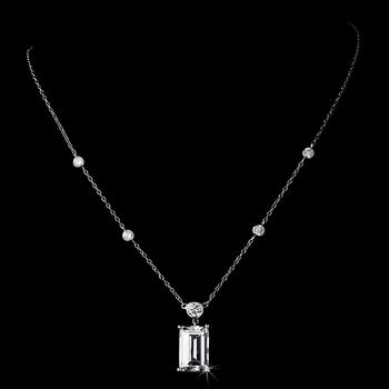 1 bridal pendant