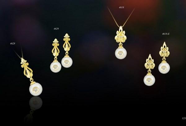 Diamond Earrings 4645
