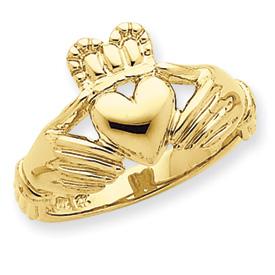 M1649 yellow gold ring