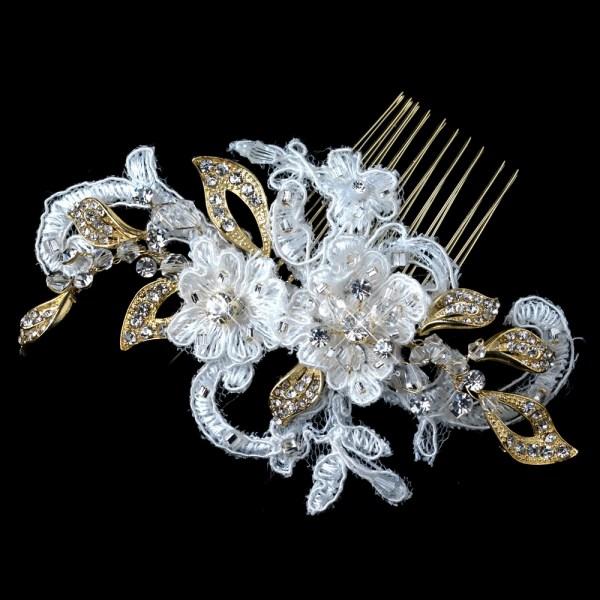 gold-ivory-lace-rhinestone-bead-swarovski-crystal-floral-comb-2