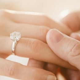 Simple Engagement Rings