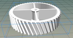 Rear Wheel Design