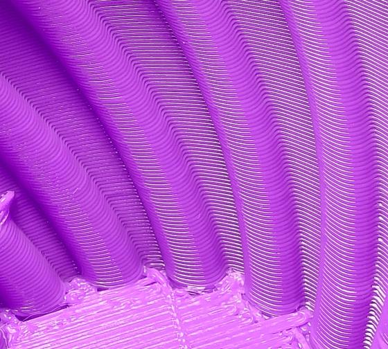 Purple Vase 0.4mm Layers