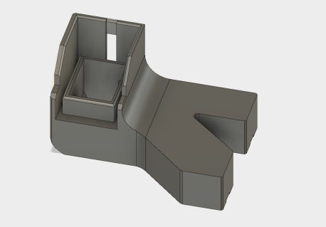 50mm Blower Nozzle V3