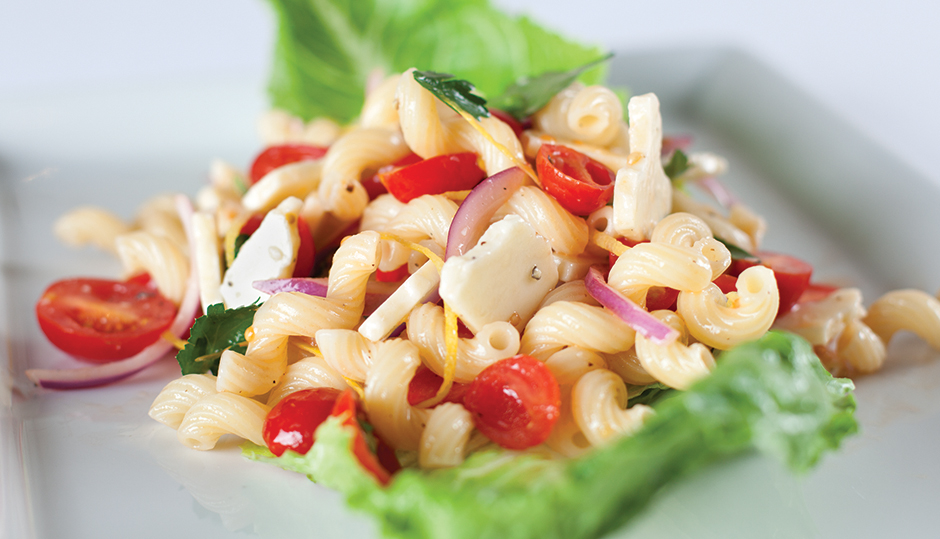 Adams Reserve Tomato Basil Pasta Salad