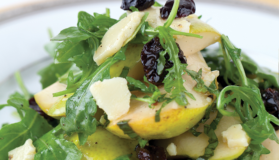 Adams Reserve Pear Salad