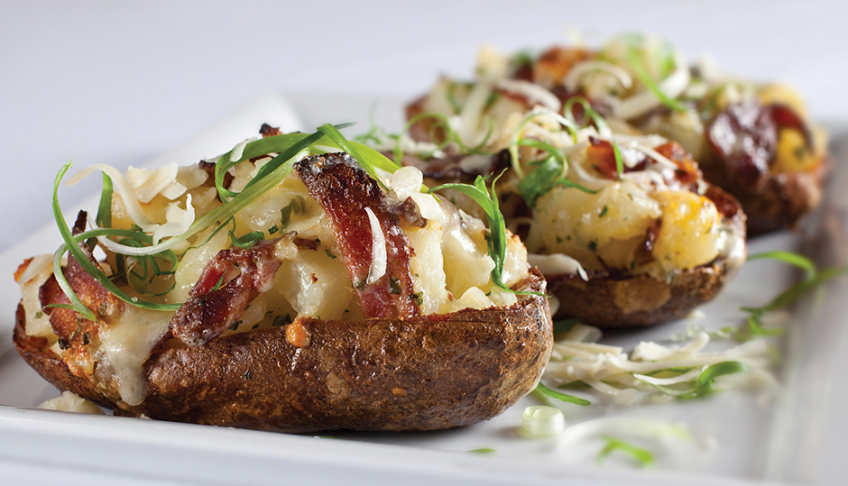 Adams Reserve Twice Grilled Spuds