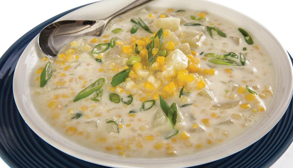 Adams Reserve Cheddar Corn Chowder