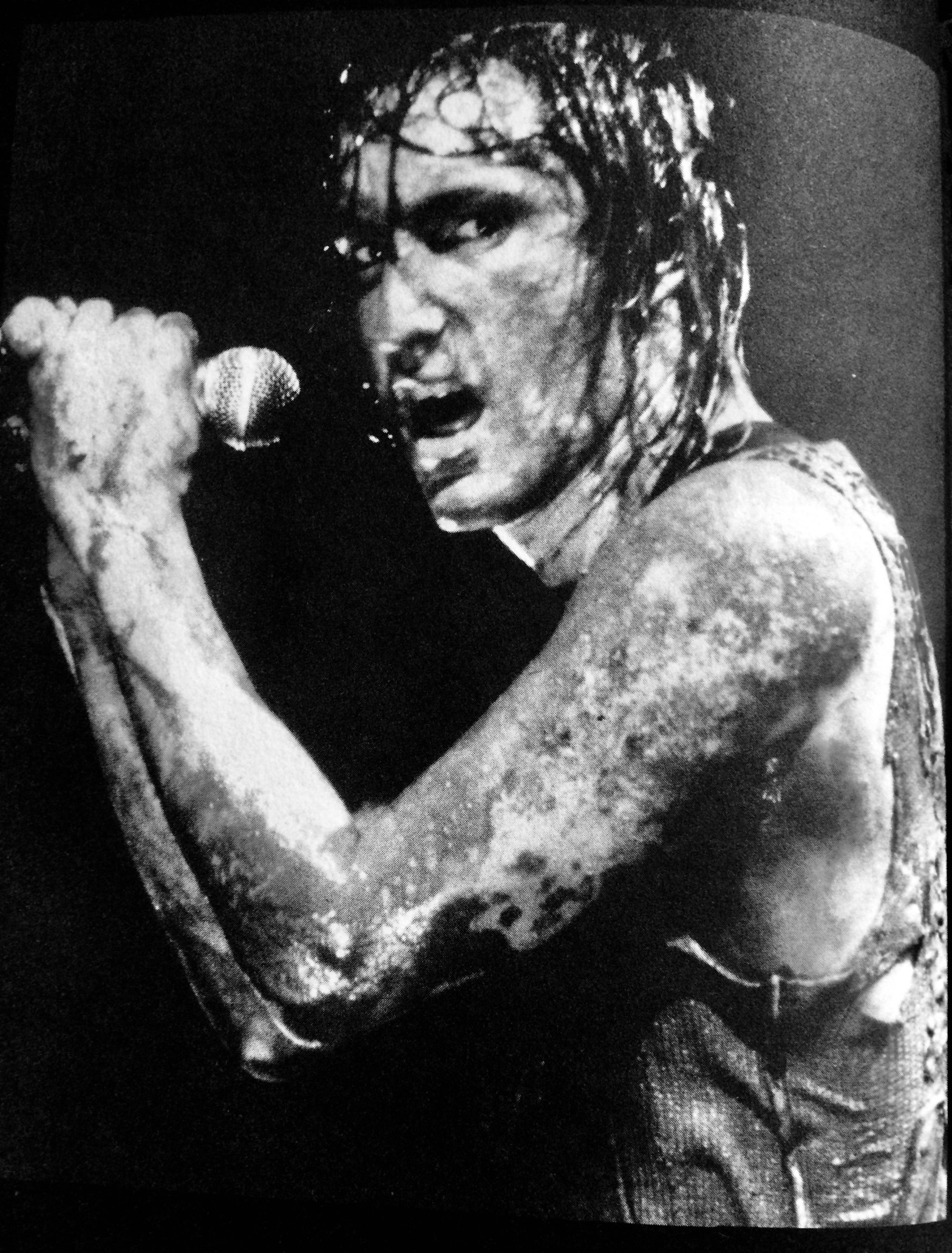 Play Nine Inch Nails : nails, PIGS., Woodstock, Nails, Overground, Steiner