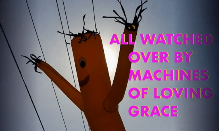 adam curtis all watched over by machines of loving grace