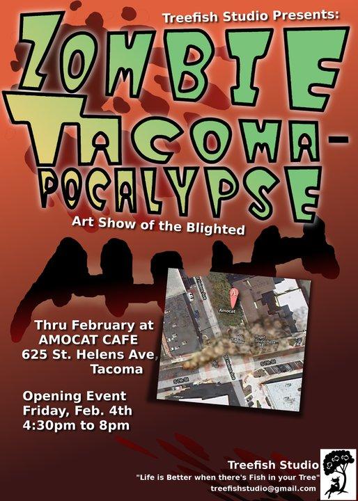 The Tacomapocalypse is here!