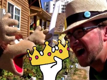 King Adam of the Web vs Paul the Usurper