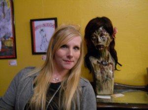 Tacomapocalypse - Zombie and Artist 1