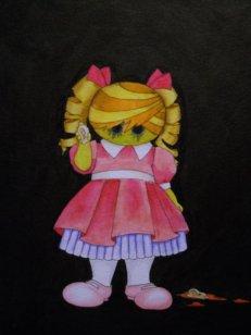 Zombie Lizzie #2 - Hear No Evil