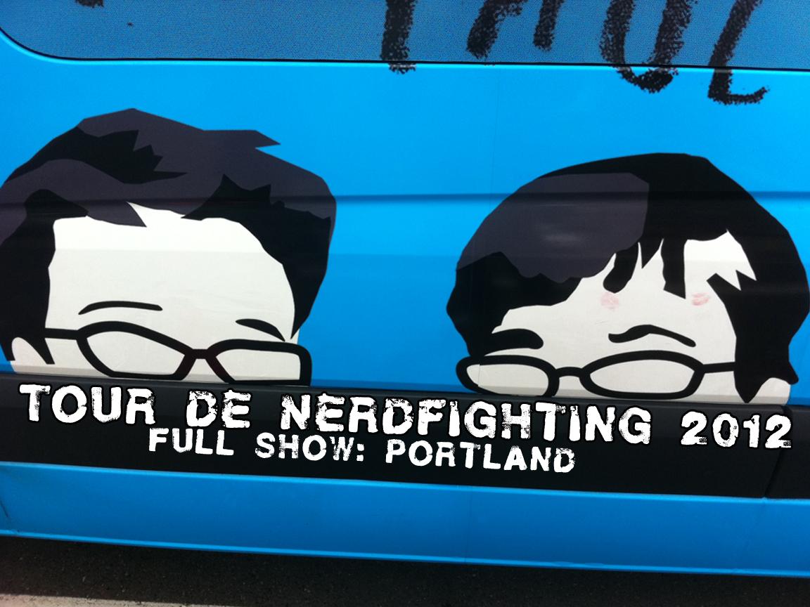 2012-01-29 Tour de Nerdfighting Portland Full Show