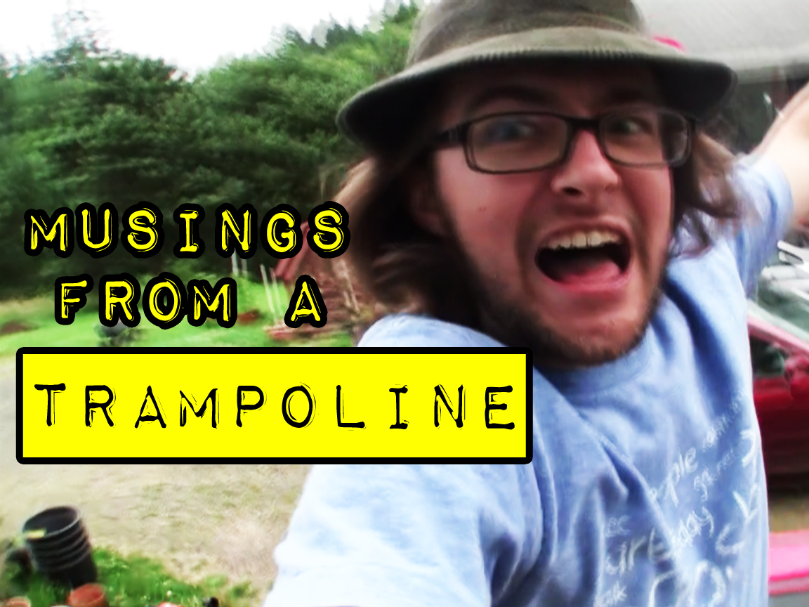 2012-06-29 Musings from a trampoline