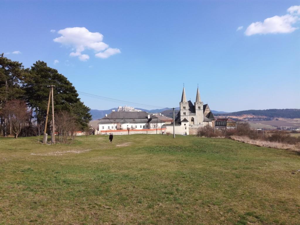 spisska kapitula spissky hrad katedrala svateho martina spisske podhradie