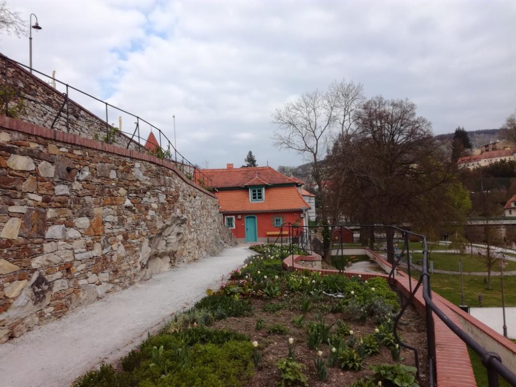 zahradny atelier egona schieleho cesky krumlov cesko
