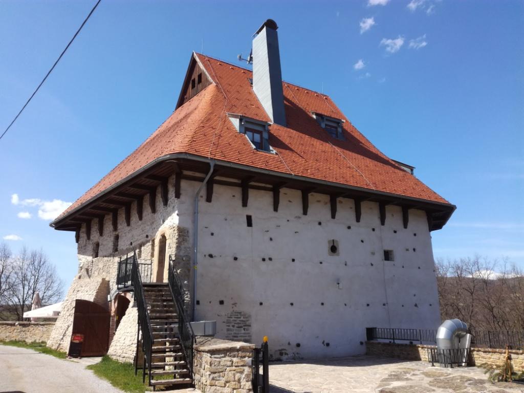 stara pracharen mestske hradby levoca slovensko