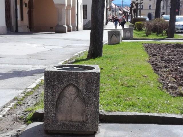 namestie majstra pavla v levoci levocske namestie slovensko