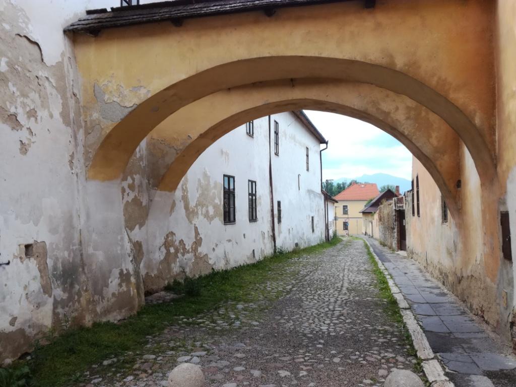 ulicka kezmarok spis slovensko