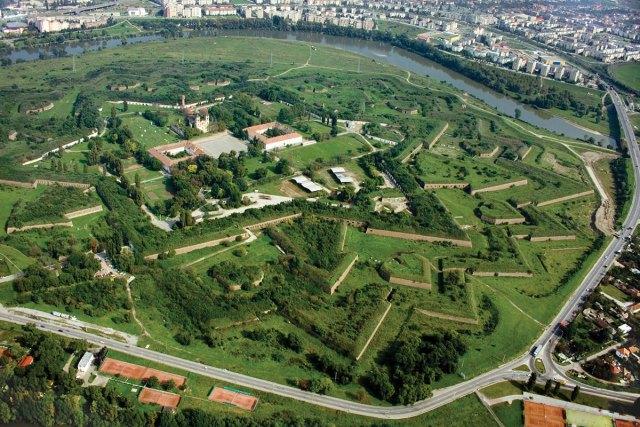 pevnost arad romania rumunsko