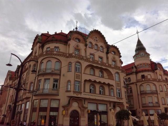 oradea rumunsko