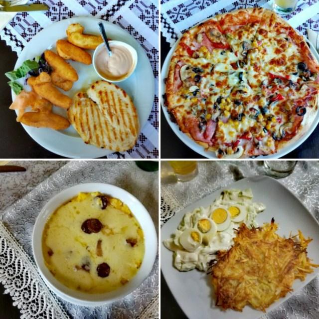 restaurant casa barsan barsana maramures marmaros rumunsko