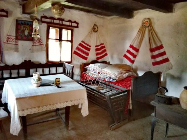 baia mare velka bana maramures rumunsko muzeum dediny