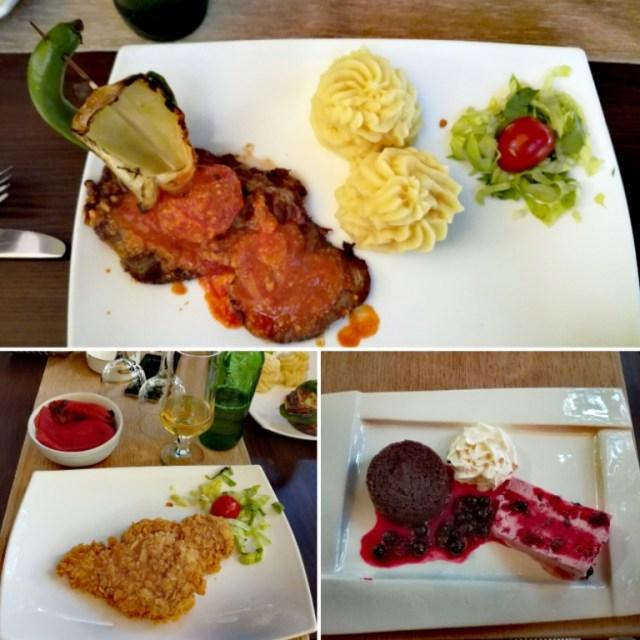 restaurant miorita satu mare rumunsko
