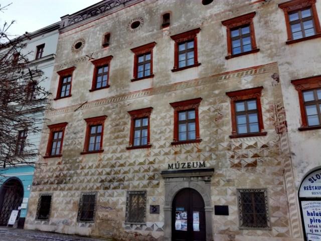 banska bystrica horehronie pohronie stredne slovensko thurzov dom stredoslovenske muzeum
