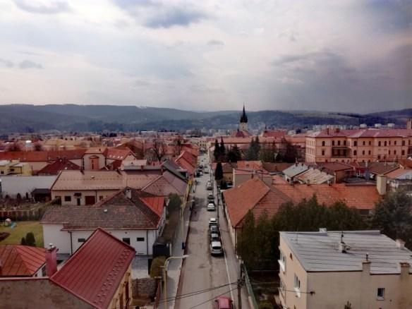 presov saris severovychod slovenska vodarenska veza