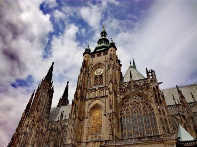 praha cechy cesko prazsky hrad katedrala sv. vita, vaclava a vojtecha